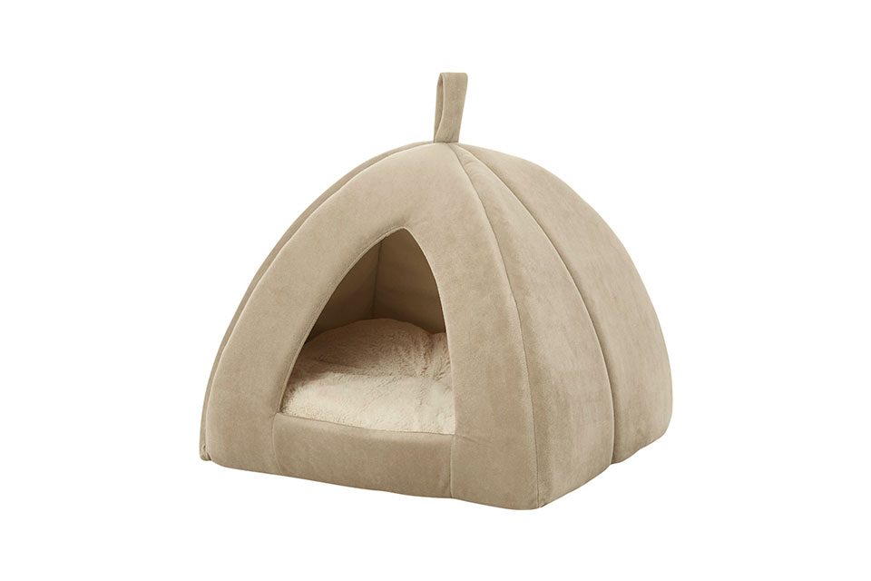 frisco tent dog bed