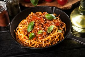 Can Dogs Eat Spaghetti Bolognese?